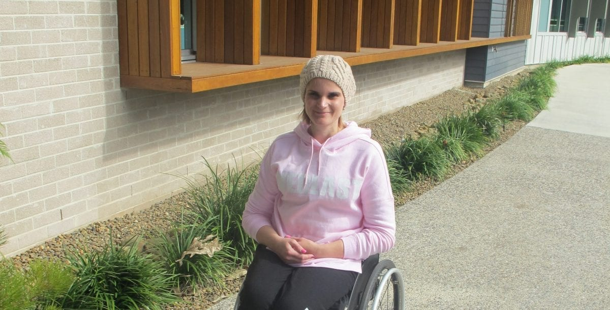 """The NDIS doesn't have to be scary"""