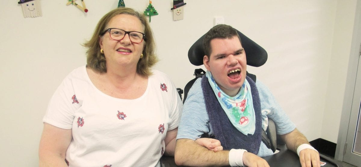 NDIS Brings Additional Supports for Matthew